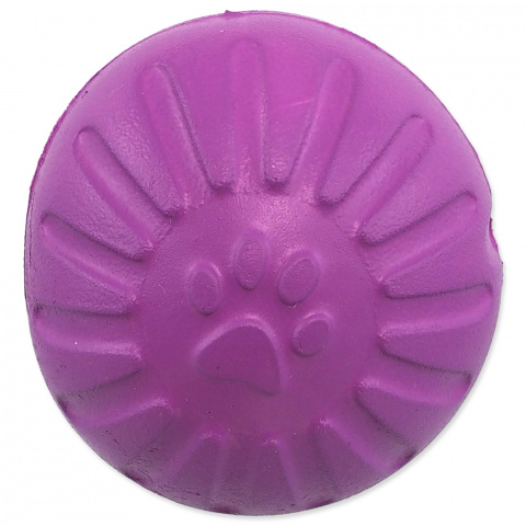 Игрушка для собак – Dog Fantasy Good's Foam Ball, purple, 7 см title=