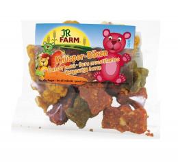 Bezgraudu gardums grauzējiem – JR FARM Crunchy bears, 30 g