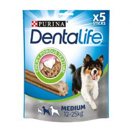 Gardums suņiem – DENTALIFE for medium dog, 115 g