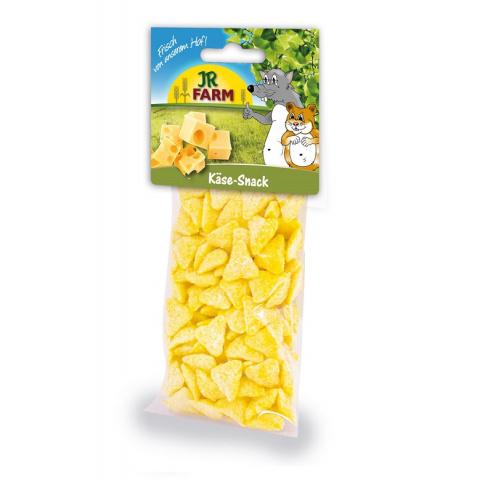 Gardums grauzējiem - JR FARM Cheese Snack, 50 g title=