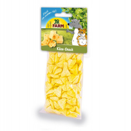 Gardums grauzējiem - JR FARM Cheese Snack, 50 g