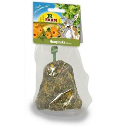 Gardums grauzējiem - JR FARM Hay Bell with Petals, 125 g