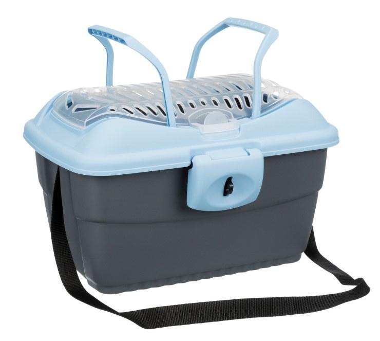 Transportēšanas bokss grauzējiem - Mini Carpi