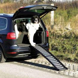 Trepes automašīnai - Pet ramp, plastic, 39 x 160 cm
