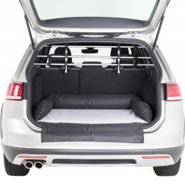 Коврик для машины - TRIXIE Car bed, Black/Grey, 95 x 75 см