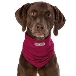 Платок для собак - Insect Shield® Dog Loop, XL, bordo