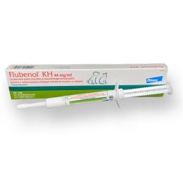 Глистогонное средство для собак и кошек - Flubenol KH 44 mg/ml оральная паста, 7,5 мл, безрецептурный препарат, reģ. NR - VA - 072463/3
