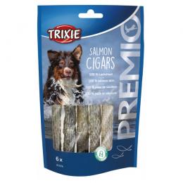 Лакомство для собак - TRIXIE PREMIO Salmon Cigars, 6 шт./70 г