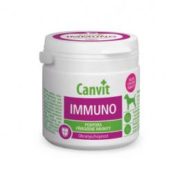 Витамины для собак – Canvit Imunno tablets N100, 100 г