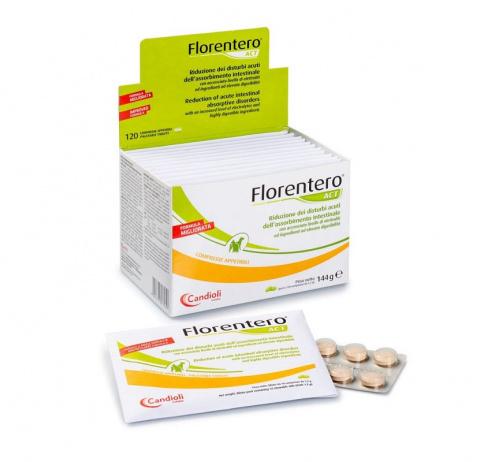 Пищевая добавка для собак и кошек - Florentero, ACT табллетки, 10 шт. title=