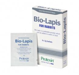 Papildbarība trušiem – Protexin, Bio-Lapis, 2 g
