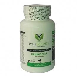 Пищевая добавка для собак - VetriScience, Canine Plus, 30 шт.