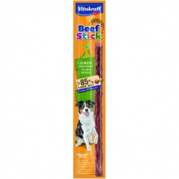 Gardums suņiem – Vitakraft Beef Stick with Vegetables, 12 g