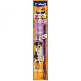Gardums suņiem – Vitakraft Beef Stick with Minerals, 12 g