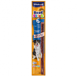Gardums suņiem – Vitakraft Beef Stick with Heart, 12 g