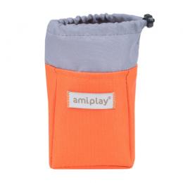 Сумка для лакомства – AmiPlay Treats dispenser Samba, Orange