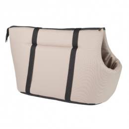 Сумка для транспортировки – AmiPlay Pet Carrier Bag Basic (L), Beige, 42 x 26 x 30 см