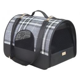 Transportēšanas soma dzīvniekiem – AmiPlay Transport Box Kent (L), Black