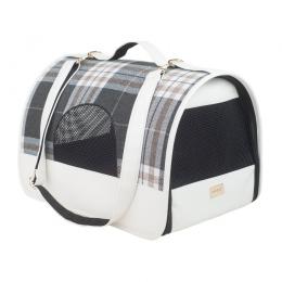 Transportēšanas soma dzīvniekiem – AmiPlay Transport Box Kent (L), White