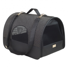 Сумка для транспортировки животных – AmiPlay Transport Box Morgan (L), Black