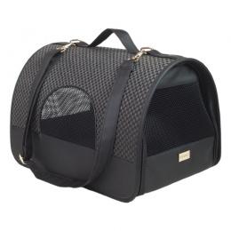 Transportēšanas soma dzīvniekiem – AmiPlay Transport Box Morgan (L), Black