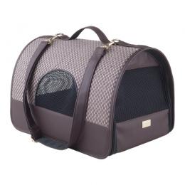 Transportēšanas soma dzīvniekiem – AmiPlay Transport Box Morgan (L), Brown