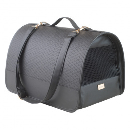 Сумка для транспортировки животных – AmiPlay Transport Box New York (L), Black