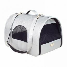 Transportēšanas soma dzīvniekiem – AmiPlay Transport Box Venus (L), Silver