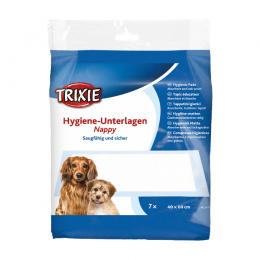 Впитывающие пеленки – TRIXIE Nappy Puppy Pad, 40 x 60 см, 7 шт.
