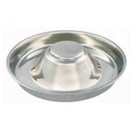 Миска для собак – TRIXIE Puppy Bowl, Stainless Steel, 29 см, 1,4 л