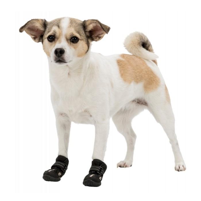 Apavi suņiem - Trixie, Walker Active Protective Boots, XS-S, 2 gab.
