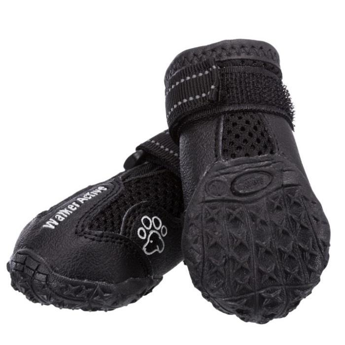 Apavi suņiem - Trixie, Walker Active Protective Boots, XL, 2 gab.
