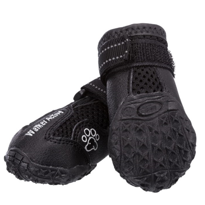 Обувь для собак - Trixie, Walker Active Protective Boots, M, 2 шт.