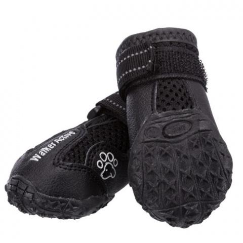 Apavi suņiem - Trixie, Walker Active Protective Boots, L-XL, 2 gab. title=