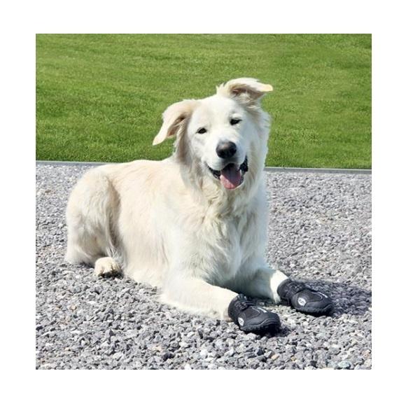 Apavi suņiem - Trixie, Walker Active Protective Boots, L-XL, 2 gab.