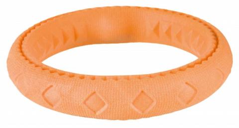 Rotaļlieta suņiem - Trixie Ring, TPR floatable, 17 cm  title=
