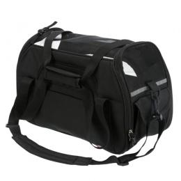 Сумка для транспортировки животных - Trixie Madison carrier, 19 × 28 × 42 см, black