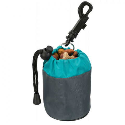Somiņa gardumiem – TRIXIE Dog Activity Mini Snack Bag, 7 x 9 cm title=
