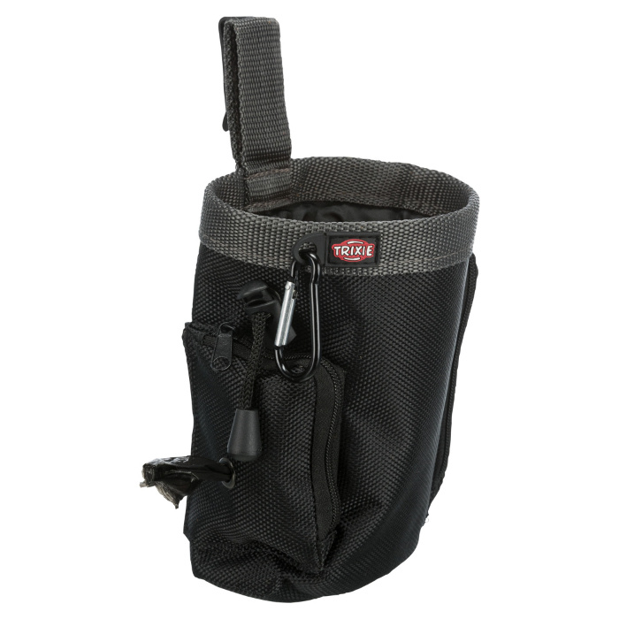 Somiņa gardumiem – TRIXIE Dog Activity Snack Bag Baggy 2 in 1, 10 x 13 cm