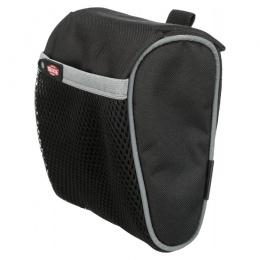 Somiņa gardumiem – TRIXIE Treat Bag, 13 x 18 x 7 cm, Black