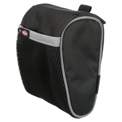 Сумка для лакомства – TRIXIE Treat Bag, 13 x 18 x 7 см, Black title=