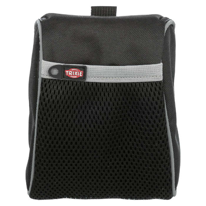 Сумка для лакомства – TRIXIE Treat Bag, 13 x 18 x 7 см, Black