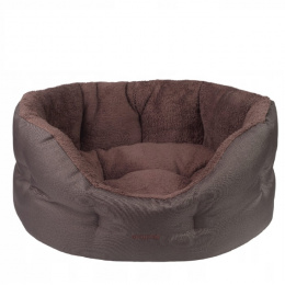 Спальное место для собак - AmiPlay Colloseum Aspen S, 47 x 40 x 21 см, brown