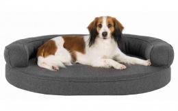 Guļvieta suņiem – TRIXIE Florentina Sofa, 110 x 85 cm, Grey