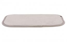 Guļvieta suņiem – TRIXIE Lying Mat for Skudo 1 Transport Box, 24 x 39 cm, Grey