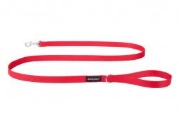 Pavada – AmiPlay Leash Basic XL, 150 x 2,5 cm, sarkana