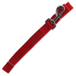 Pavada – Dog Fantasy Classic L, 120 x 2,5 cm, krāsa – sarkana