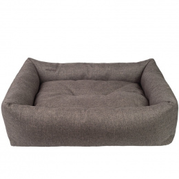 Спальное место для собак - AmiPlay Sofa Palermo L, 78 x 64 x 19 см, brown