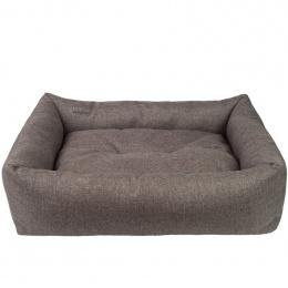 Guļvieta suņiem - AmiPlay Sofa Palermo XL, 90 x 72 x 22 cm, brown