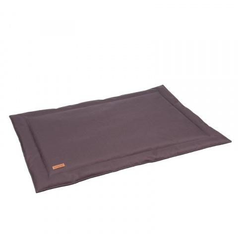 Спальное место для собак - AmiPlay Waterproof Mat Country XXXL, 140 x 95 см, brown title=